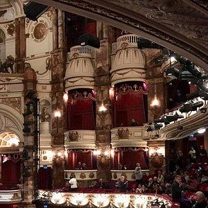 The ENO auditorium