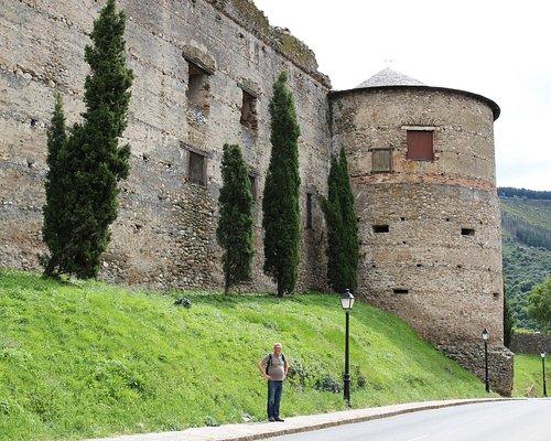 Castillo de Villafranca del Bierzo   Castilla-León, Spain