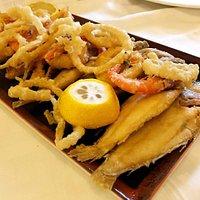 Fritada de pescados