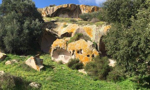 Necropoli di Partulesi
