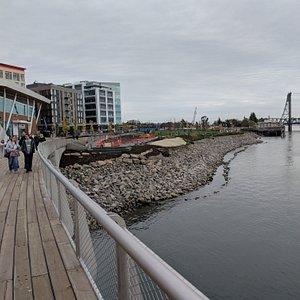near - grant street pier