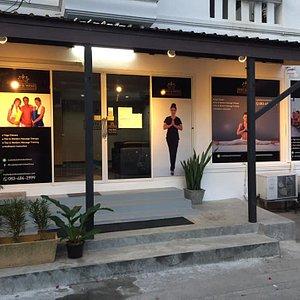 Body & Mind Wellness Studio 2 Moon Mueng Road, Soi 7 Chiang Mai, Thailand 50200  +66 83-484-2999 LINE ID: mybodyandwellness Facebook: http://www.facebook.com/mybodyandmindwellness/