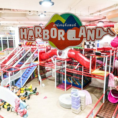 The largest indoor playground in Bangkok!! (so far)