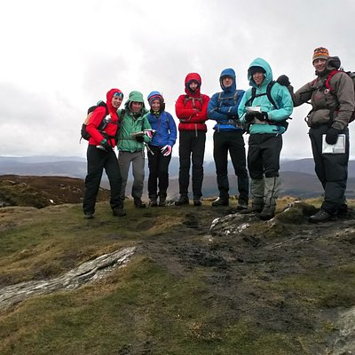 Another superb group learning to become comfortable and self reliant in the Irish Mountains. Great craic and lots of learning in the beautiful Wicklow Mountains