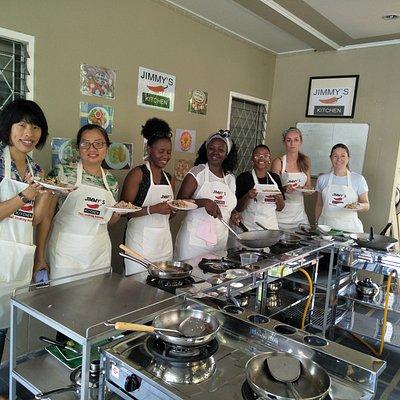 Multi-chef experience!