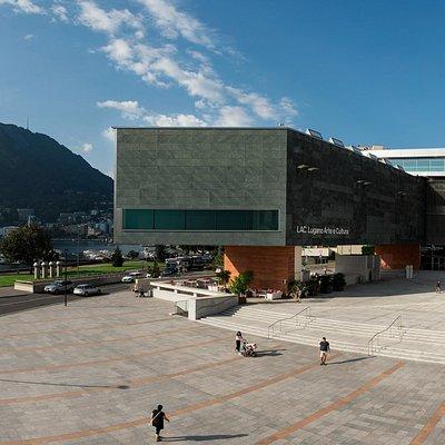 LAC Lugano Arte e Cultura, panorama