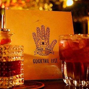 Selezione di cocktail storici e di nostra invenzione