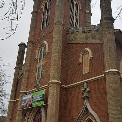 Little Trinity Church