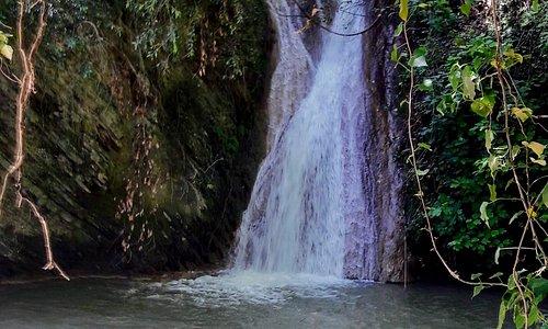 Stenosia waterfall ..Messinia