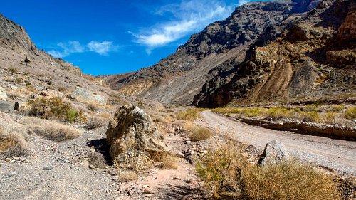 Titus Canyon - Death Valley, 2018