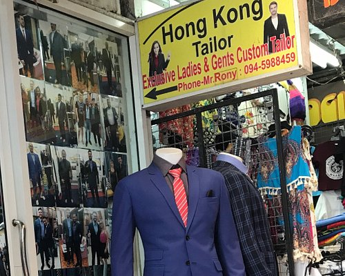 Best tailor in Ao Nang if you are looking for good suits please come to visit us.