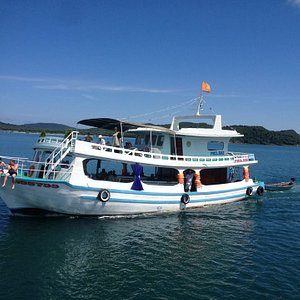 Phil Hai Boat - Phu Quoc island