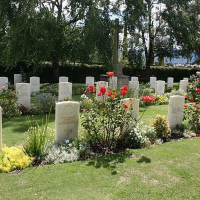 Cornelian Bay Cemetery