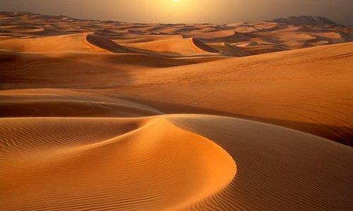 Arabian desert is my forever place