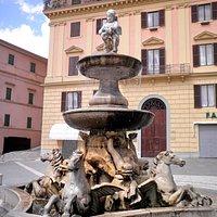 Fontanna dei Cavalli  Ancona
