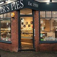 Turner's Pies Bognor Regis