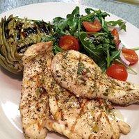 Healty pollo alla Griglia, lunch favorite!!