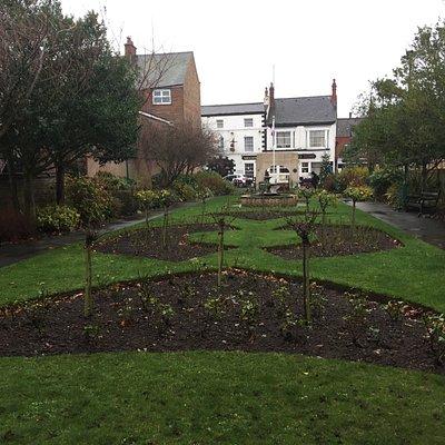 Filey Memorial Garden