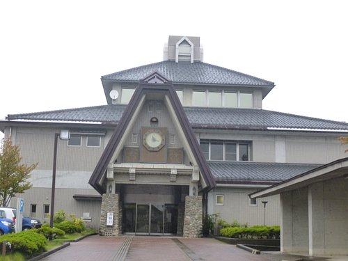 勝山市立図書館