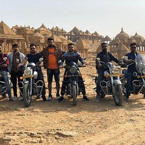 Gujarat Royal Enfield group