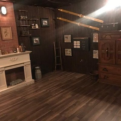Mystery at the lost point lodge escape room