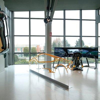 Ti aspettiamo al Museo Lamborghini per vivere l'esperienza di guida a bordo del nostro simulatore.