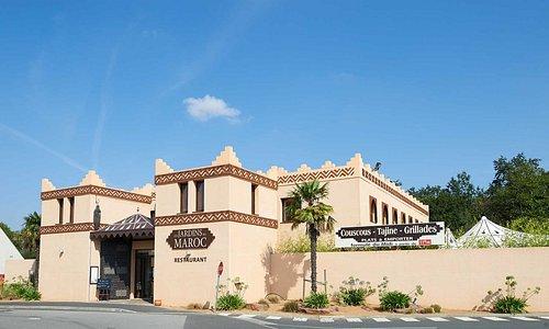 Notre restaurant situé Porte de Saint-Sébastien