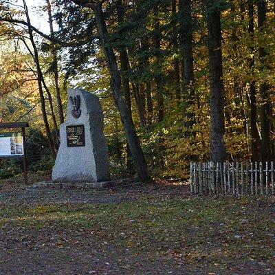 Pomnik 4 Pulku Piechoty Legionow Armii Krajowej
