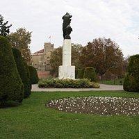 Памятник благодарности Франции