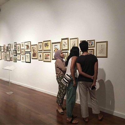 Art Seni Tour @ National Art Gallery