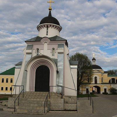 Церковь Царственных Страстотерпцев