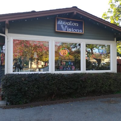 Avalon Visions Center For Creative Spirituality
