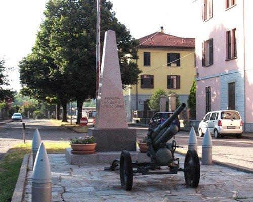Monumento ai caduti di Maddalena