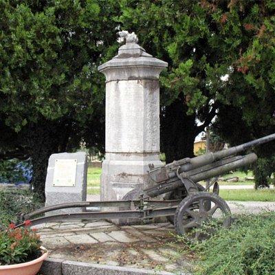 Monumento ai caduti di Mezzana Superiore