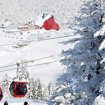 Kayakçı Bolu Kartalkaya Kayak Kiralama Ömer Öztaş +90 542 214 34 77