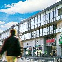 Einkaufszentrum Köln Rhein-Center, Weiden
