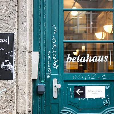 betahaus Entrance
