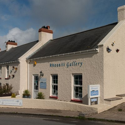 Our Shop Front.  Parking available on the driveway to the attached property for your visit to the shop