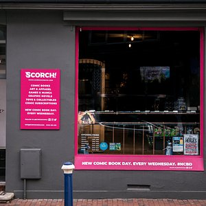 Our Store Front.