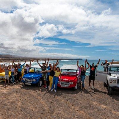 Piedra Playa - El Cotillo  Mehari Experience Fuerteventura