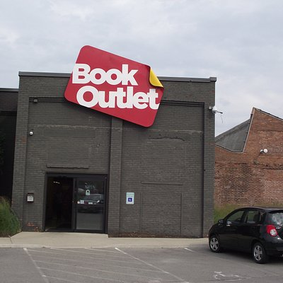 CANADA - ST. CATHARINES - BOOK OUTLET#1 - EXTERIOR