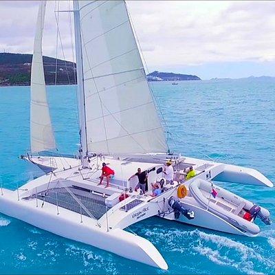No1Sxm Sailing Trimaran