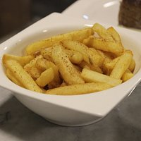 Side - Fries dusted with magic dust