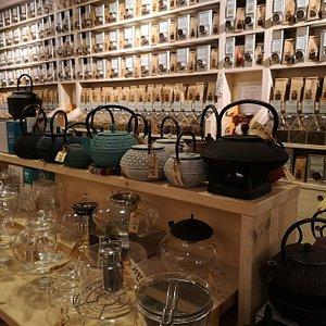 The Art of... Tea, Herbs & Spices