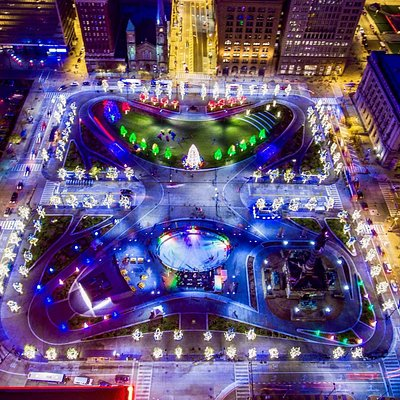 Ice Rink at Public Square