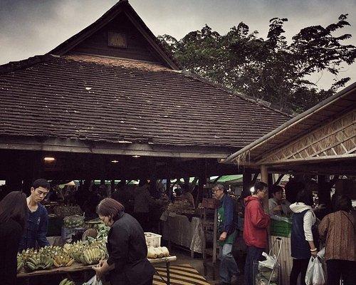 Jing Jai Farmers Market Chiang Mai