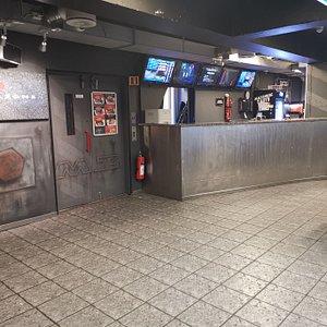 Inngangsparti / Reception
