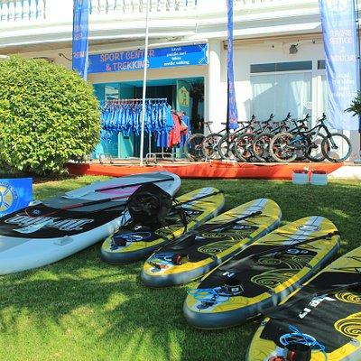 Centro Deportivo Kayak Canutells Tienda