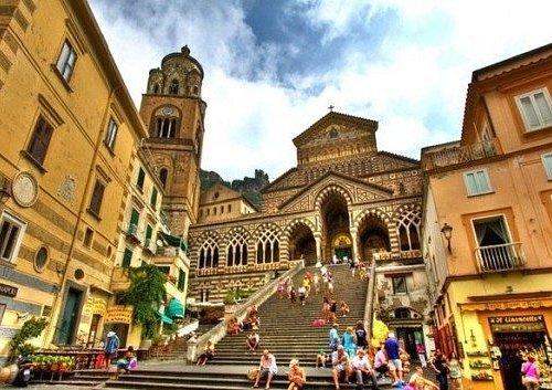 Amalfi - S.Andrea Dome