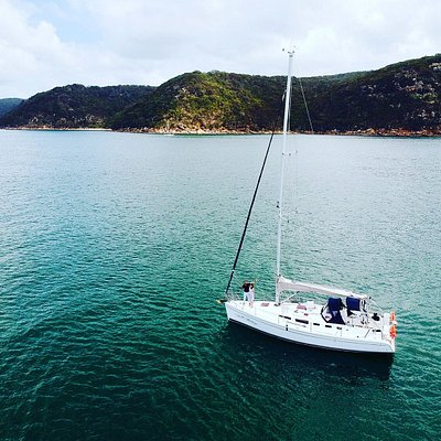 Pittwater at its best